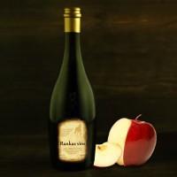 """BIO Semi-sweet Apple wine 0.75l """"Rankas Vīns"""""""