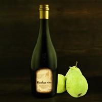 """Semi - sweet pear wine 0.75l """"Rankas Vīns"""""""