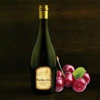 "Cherry wine 0.75l ""Rankas Vīns"""