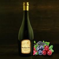 """Forest Berry semi-sweet wine 0.75l """"Rankas Vīns"""""""