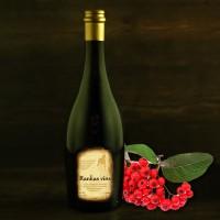 """Rowan berry semi-sweet wine 0.75l """"Rankas Vīns"""""""