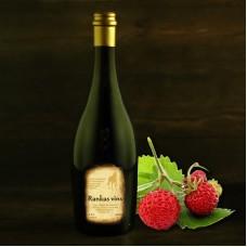 "Semi-sweet wine from berries ""Spradzene"" 0.75l ""Rankas Vīns"""